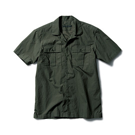 SOPHNET. - S/S SAFARI SHIRT