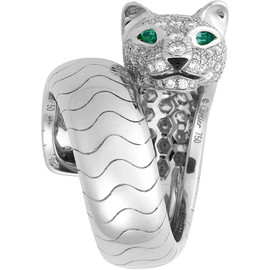 Cartier - Panthere Lakarda Ring (White Gold)