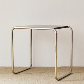 TECTA - B9 Side Table by Marcel Breuer