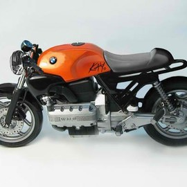 BMW - K100 Cafe Racer