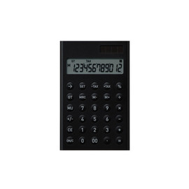 ±0 - Electronic Calculator S   電子計算機 S