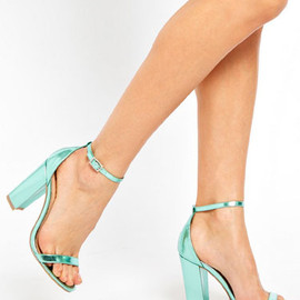 ASOS - Hometown Heeled Sandals