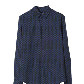MARNI - Prouvè Dot Long Sleeves Cotton Shirts