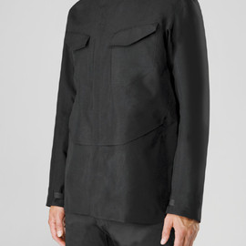 ARC'TERYX VEILANCE - Field-Jacket-SV-Black