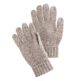 J.CREW - Men's smartphone wool gloves