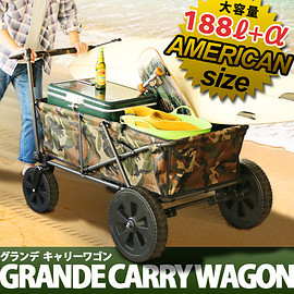 plywood - Grande Carry Wagon