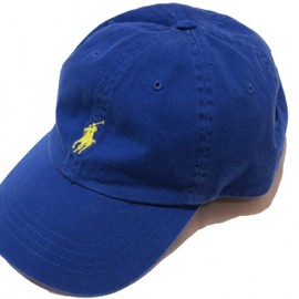 POLO RALPH LAUREN - 2012 Fall ONE POINT CAP