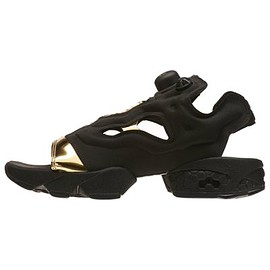 Reebok - Insta Pump Fury Sandal - Black/Gold