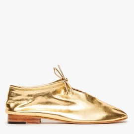 martiniano - Bootie in Gold