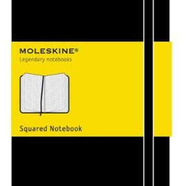 MOLESKINE - Squared Notebook Large