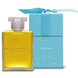AROMATHERAPY ASSOCIATES - REVIVE MORNING BATH & SHOWER OIL