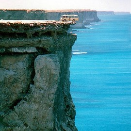 South Australia - Nullarbor coast