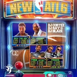Various Artists - New ATL 6
