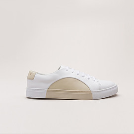 THEY NEW YORK - Circle Low in White-Beige