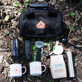 POLER, STUMPTOWN - POLER X STUMPTOWN CAMP COFFEE KIT