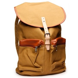 sandqvist - sandqvist roald backpack khaki SANDQVIST ROALD BACKPACK | RED SQUARE 25% PROMOTIONAL CODE