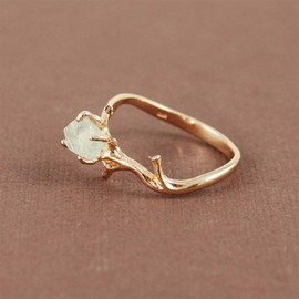 ALIBI - Nature Gem Ring