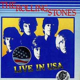 The Rolling Stones - LIVE IN USA FROM 1964-1966