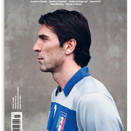 The Green Soccer Journal - Issue Three Winter 2011/12 - Buffon