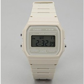 CASIO - F-91WC