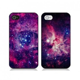 Fashion Galaxy Series Hard Cover Iphone Cases for iphone 4/4s/5