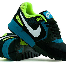 nike - Air Pegasus 89 Nike Air Pegasus 89 | Black / Blue / Neon