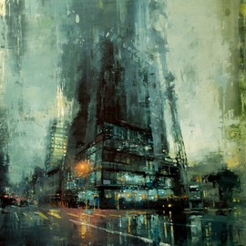 Jeremy Mann - Construction #3