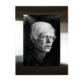 Andy Warhol, Rock Paper Photo, BALOON - ANDY WARHOL by MICHAEL TIGHE 2