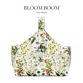 TORY BURCH - SPRING 2014 ACCESSORIES, BLOOM BOOM bag