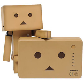 cheero|チーロ - Power Plus DANBOARD version 10400mAh(ダンボーバージョン)