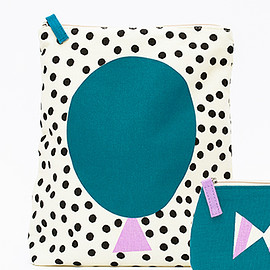 DARLING CLEMENTINE - IKONIK Balloon Pouch【バルーンポーチ】