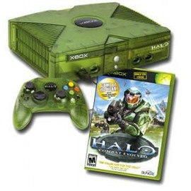 Microsoft - halo limited edition console