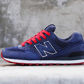 "New Balance - BAIT x G.I. Joe x New Balance 574 ""Cobra Commander"""