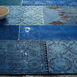 west elm - Cadiz Rug - Ink