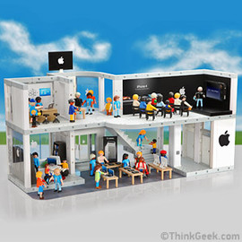PLAYMOBIL - Apple Store Playset