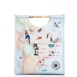 Charlotte Olympia - Discover Brazil tote