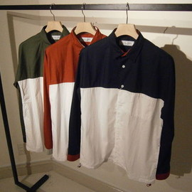 UNIVERSAL PRODUCTS - Anorak Shirts
