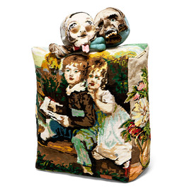 Frederique Morrel - Skully Cushion