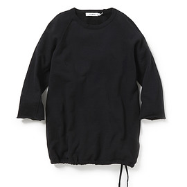 nonnative - DWELLER CREW QS COTTON SWEAT OVERDYED