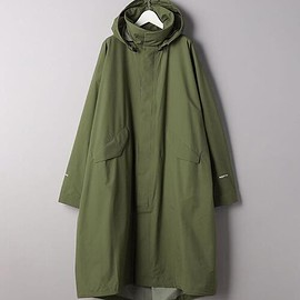 HYKE - PERTEX M65 TYPE COAT