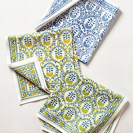 anthropologie - Kalindi Napkin