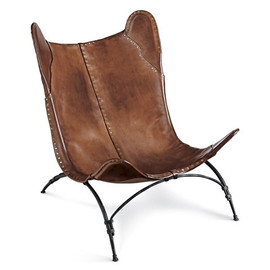 RALPH LAUREN HOME - NEW SAFARI CAMP CHAIR