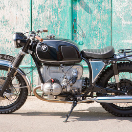 Kevils speed shop - Oldtimer / BMW R100/7 1978