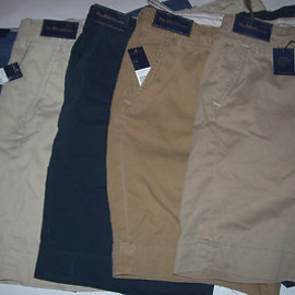 POLO RALPH LAUREN - Rugged Bleecker Chino Short