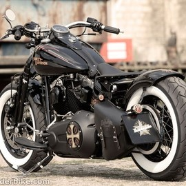 Harley-Davidson - Old school custom