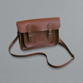 LABOUR AND WAIT - Small Satchel Tan