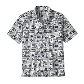patagonia - M's Limited Edition Pataloha® Shirt, Opihi Man: Classic Navy (OPIC)