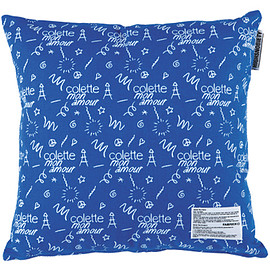 MEDICOM TOY - FABRICK colette mon amour シリーズ SQUARE CUSHION COVER+PILLOW