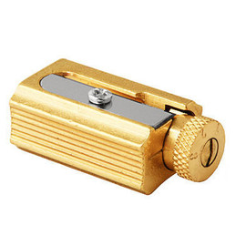Dux - Adjustable Brass Pencil Sharpener