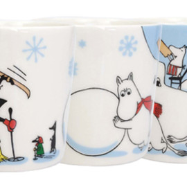ARABIA - Moomin Mug Winter Games 2011